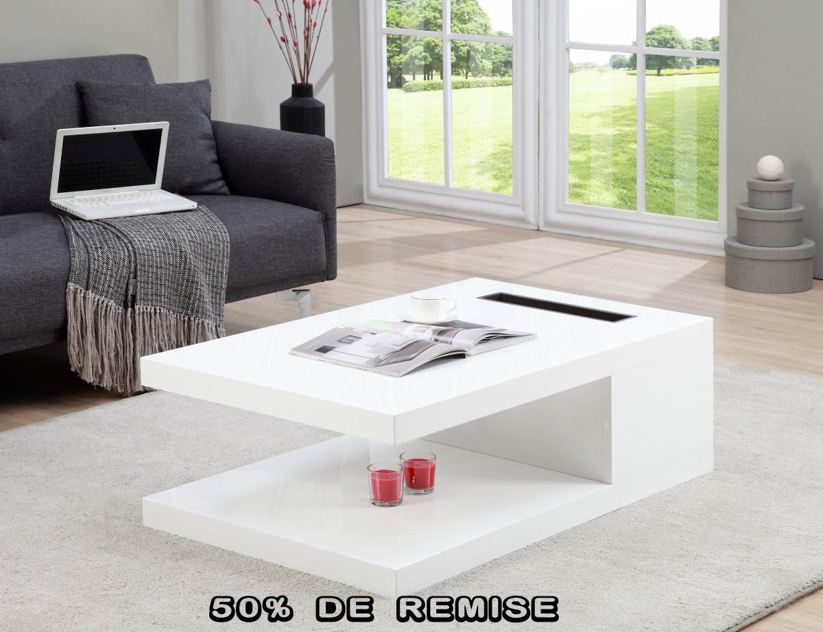 Table basse modulable en hauteur conforama - Table basse modulable conforama ...
